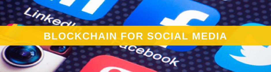 10 Novel Uses for the Blockchain Propelx Social Media