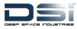 Deep Space Industries (Acquired by Bradford Industries)  Logo
